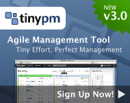 tinyPM - Agile Collaboration Tool